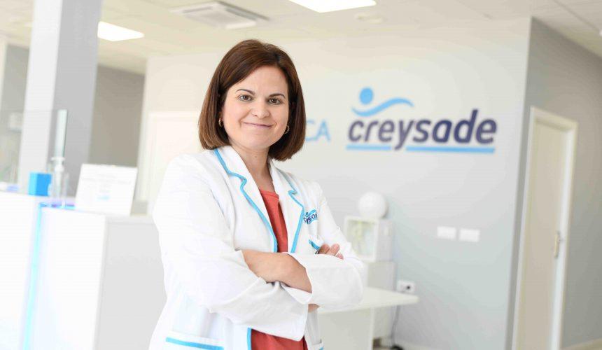 Rocío Cosano, psicóloga Clínica Creysade